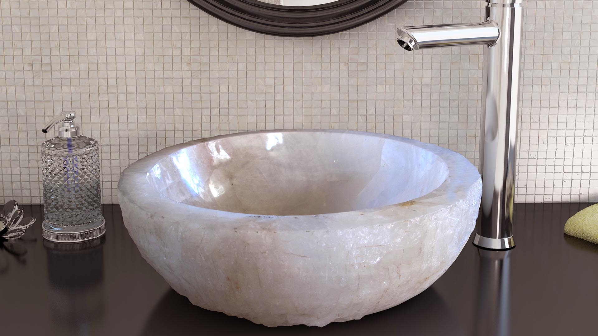 NATUREL VESSEL SINK